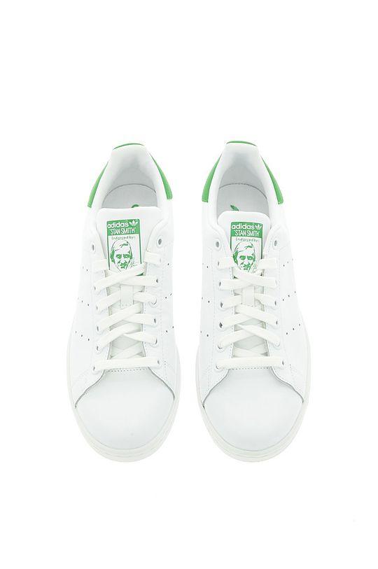 adidas Originals - Buty skórzane Stan Smith biały