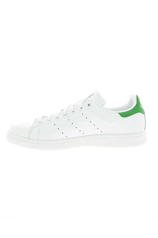 adidas Originals - Buty skórzane Stan Smith Cholewka: Skóra naturalna, Wnętrze: Materiał syntetyczny, Materiał tekstylny, Podeszwa: Materiał syntetyczny