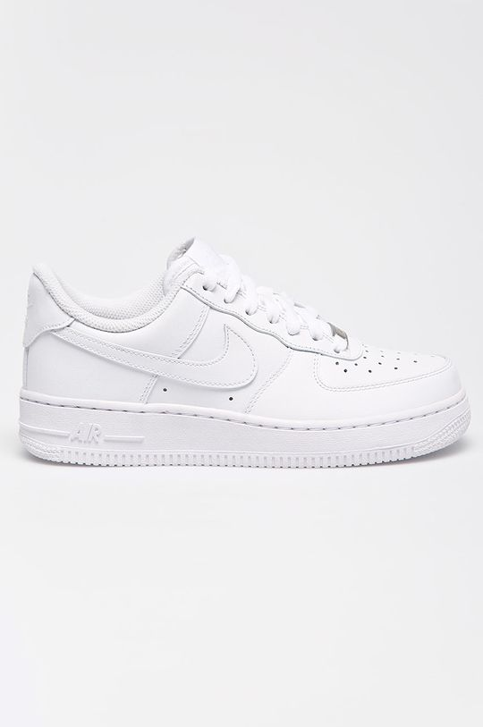 bílá Nike Sportswear - Boty 315115.112 Dámský