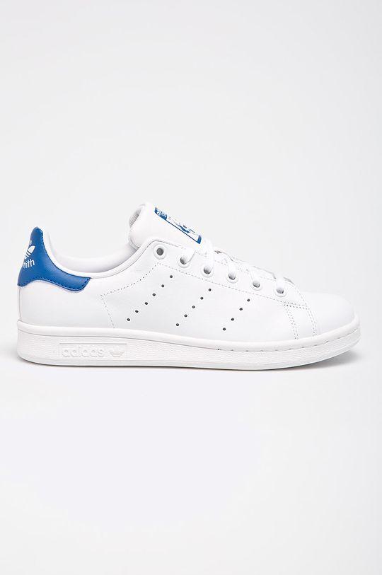 alb adidas Originals - Pantofi Stan Smith De femei