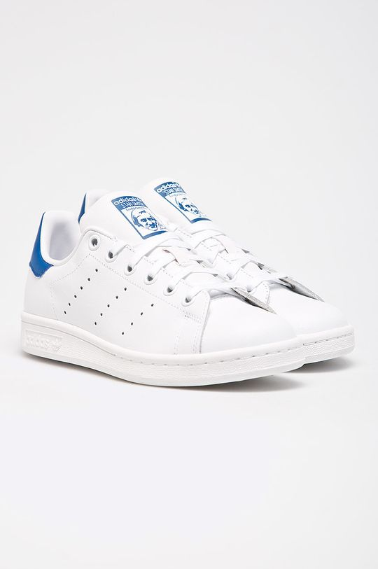 adidas Originals - Pantofi Stan Smith alb