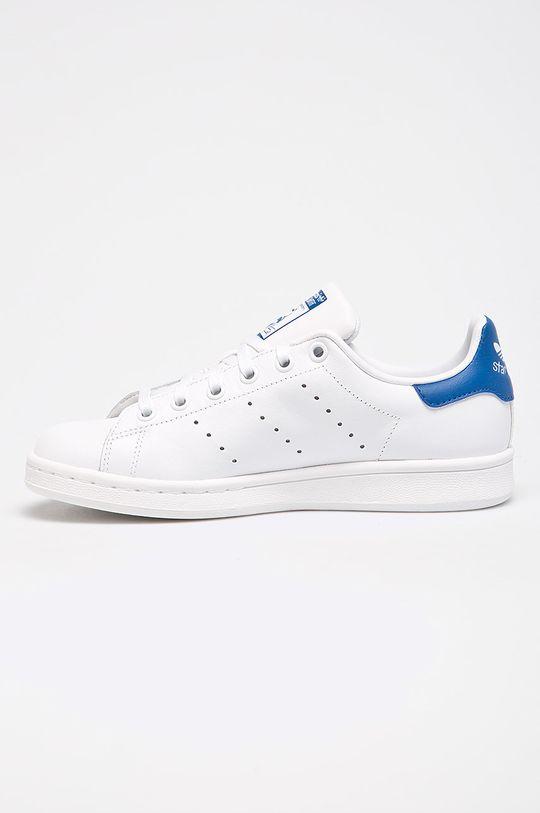 adidas Originals - Pantofi Stan Smith Gamba : Material sintetic, Piele naturala Interiorul : Material sintetic, Material textil Talpa : Material sintetic