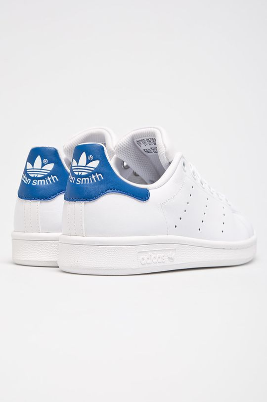 alb adidas Originals - Pantofi Stan Smith