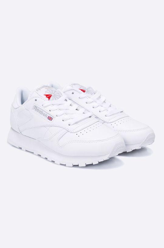 Reebok - Topánky 2232 CL biela