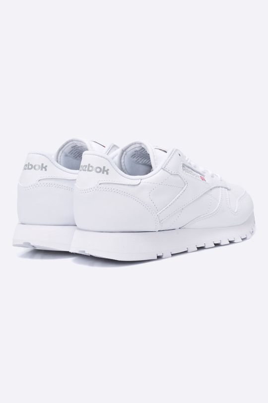 biela Reebok - Topánky 2232 CL