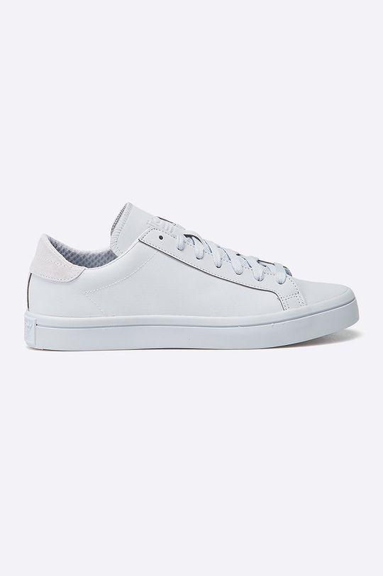 svetlosivá adidas Originals - Topánky CourtVantage Adicolor Pánsky