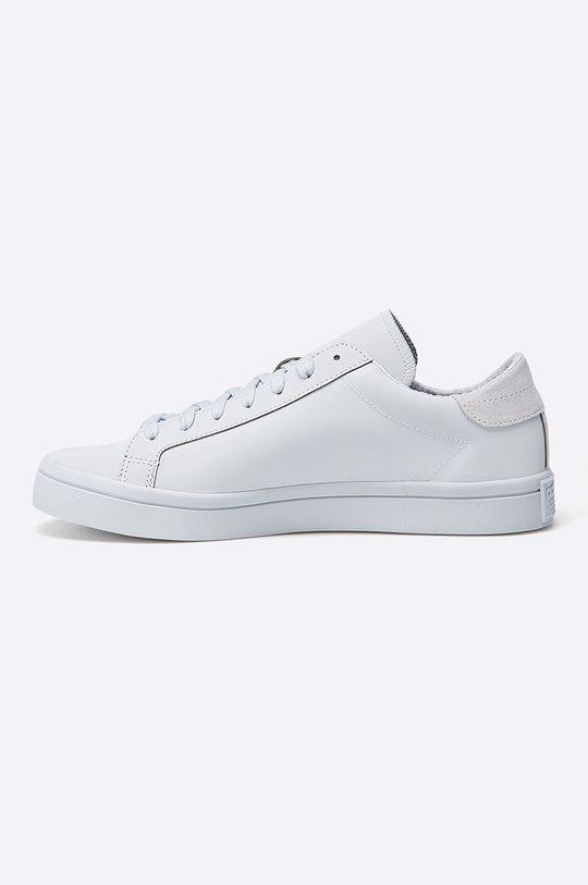 adidas Originals - Topánky CourtVantage Adicolor <p>Zvršok: Syntetická látka, Prírodná koža Vnútro: Textil Podrážka: Syntetická látka</p>