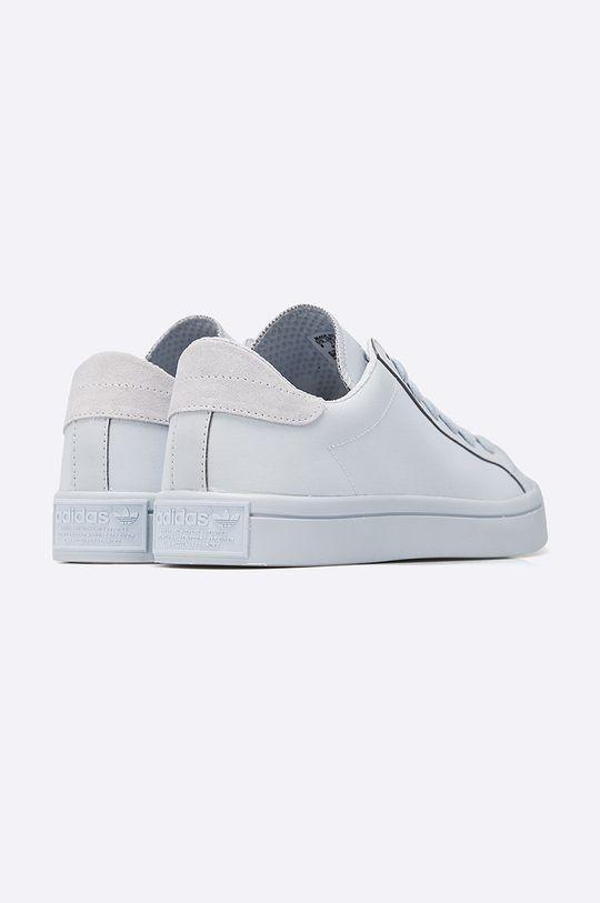 svetlosivá adidas Originals - Topánky CourtVantage Adicolor