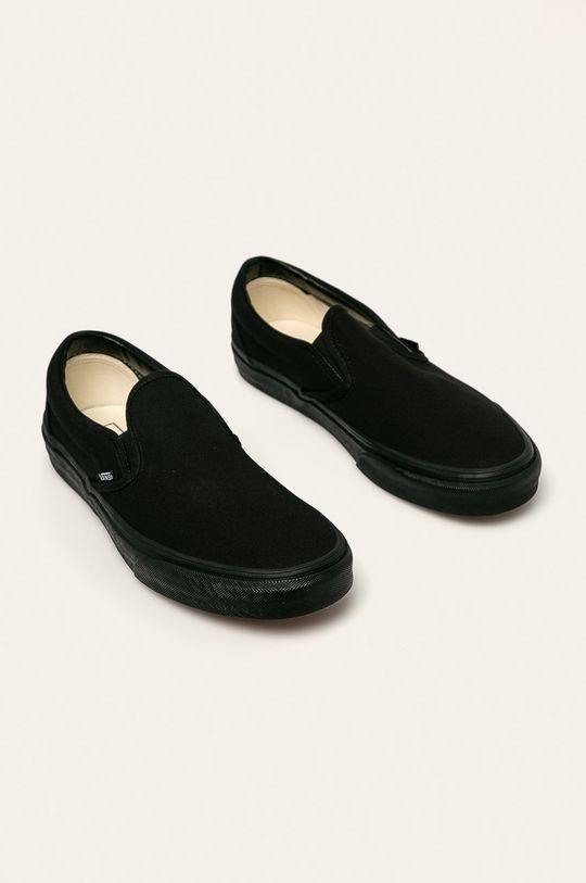 Vans - Tenisky Classic Slip on černá