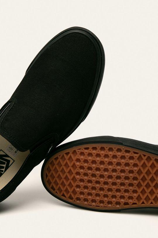 černá Vans - Tenisky Classic Slip on