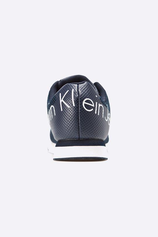 granatowy Calvin Klein Jeans - Buty Jack Mesh/Rubber Spread
