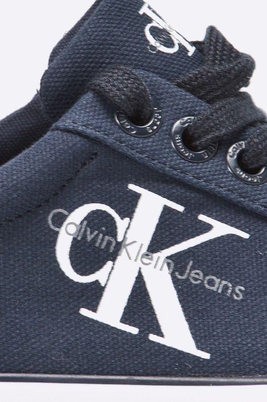 Calvin Klein Jeans - Tenisi Oscar Canvas