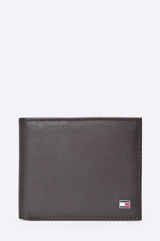 hnědá Tommy Hilfiger - Peněženka Eton Mini Pánský