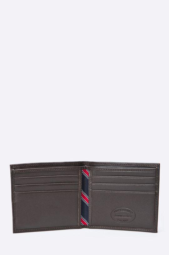 Tommy Hilfiger - Peněženka Eton Mini  100% Přírodní kůže