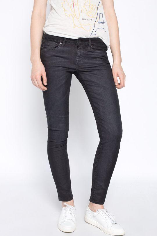 čierna Pepe Jeans - Rifle Soho Dámsky