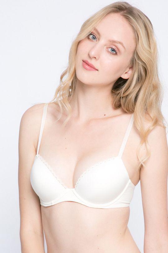 smetanová Calvin Klein Underwear - Podprsenka Dámský