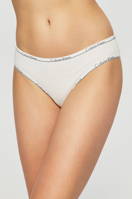 bílá Calvin Klein Underwear - Kalhotky (2-pack) Dámský