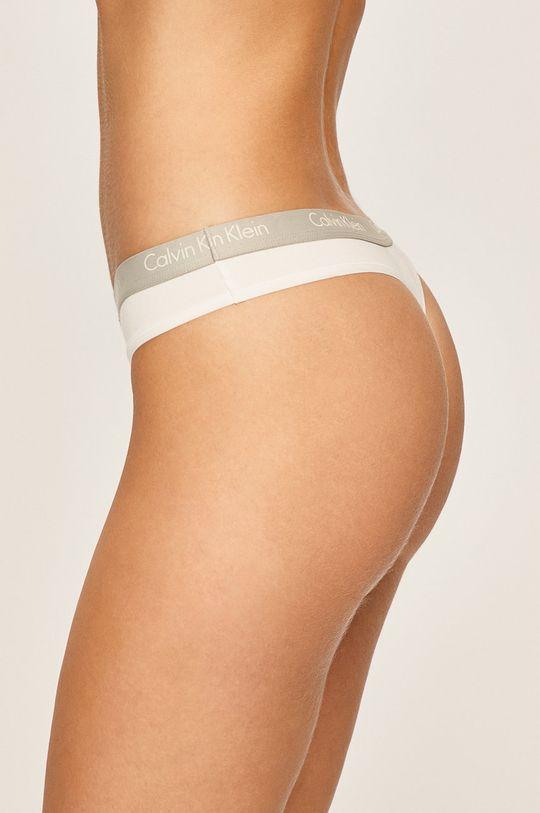 Calvin Klein Underwear - Tangá biela