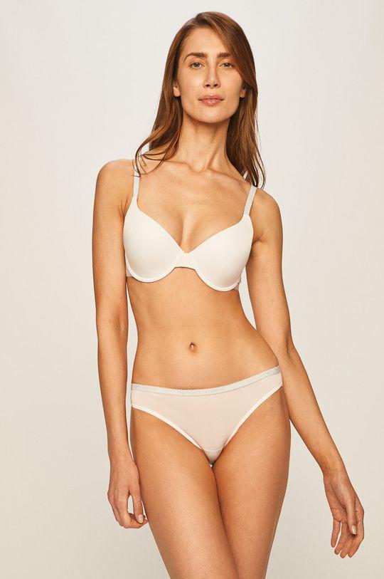 Emporio Armani Underwear - Sutien Material 1: 16% Elastan, 84% Poliamida Material 2: 15% Elastan, 65% Poliamida, 20% Poliester