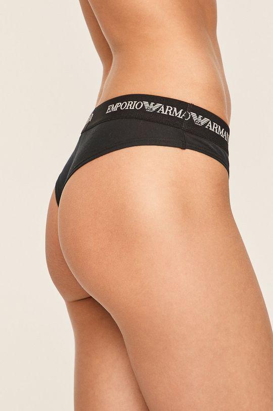 alb Emporio Armani Underwear - Chiloti brazilieni (2-pack)
