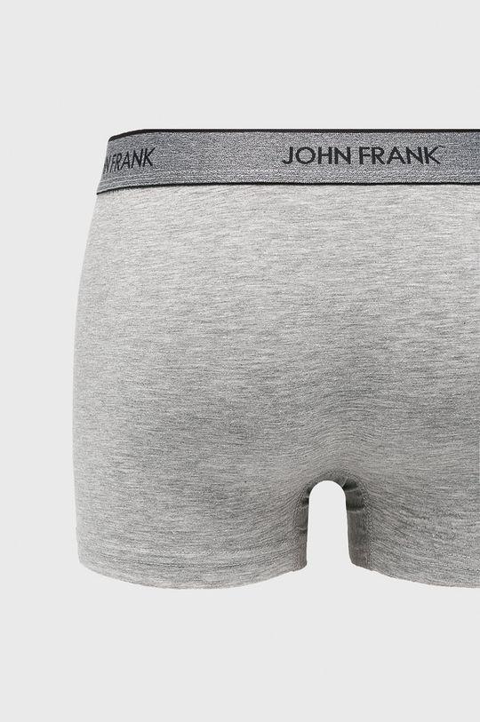 John Frank - Bokserki szary