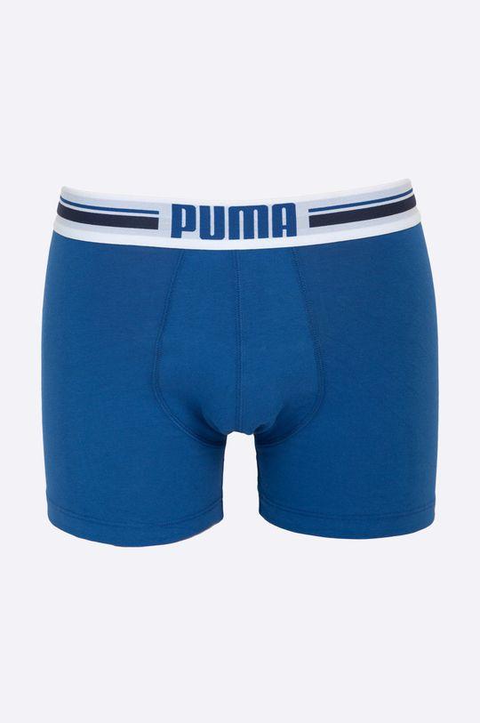 modrá Puma - Boxerky (2-pak) Pánský