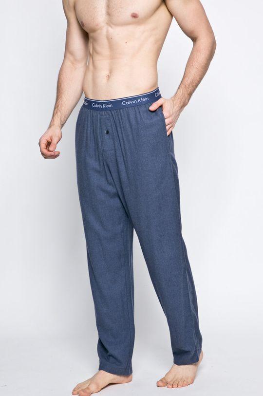 modrá Calvin Klein Underwear - Pyžamové kalhoty Pánský