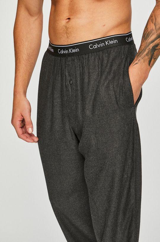 Calvin Klein Underwear - Pyžamové kalhoty  34% Akryl, 52% Bavlna, 14% Viskóza