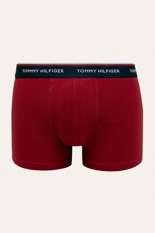 Tommy Hilfiger - Boxerky (3-pak) čierna