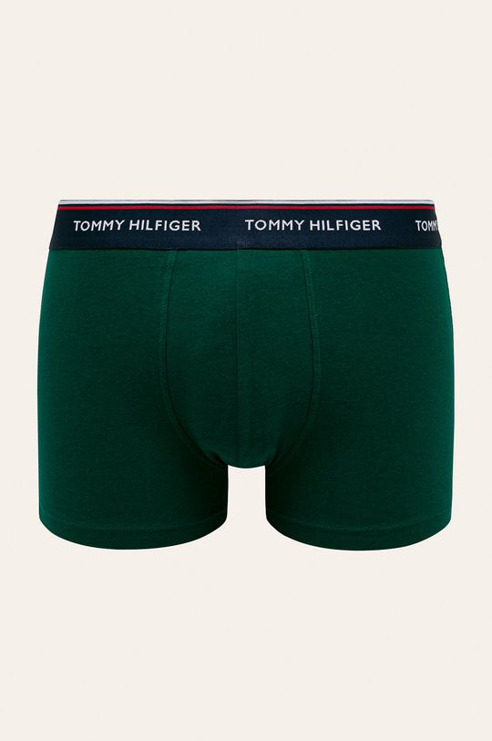 čierna Tommy Hilfiger - Boxerky (3-pak)