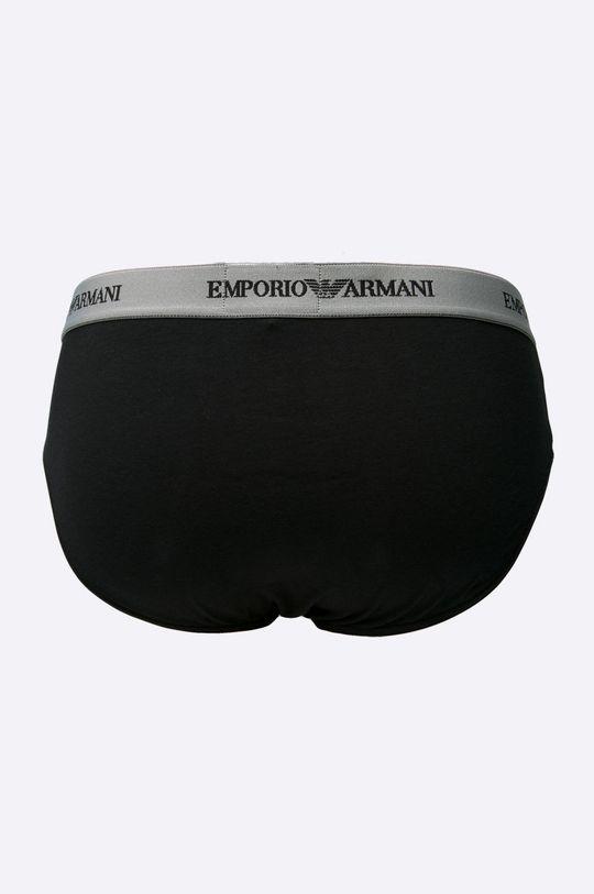 černá Emporio Armani Underwear - Spodní prádlo (2 pack)