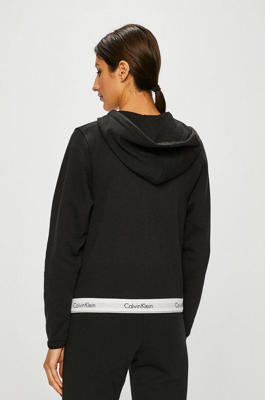 Calvin Klein Jeans - Bluza  Materialul de baza: 91% Bumbac, 9% Poliester  Alte materiale: 60% Bumbac, 40% Poliester
