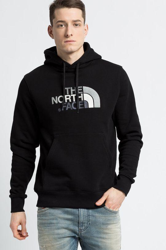 čierna The North Face - Mikina Pánsky