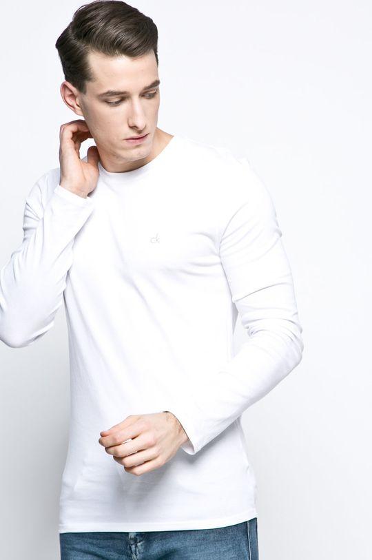 bílá Calvin Klein Underwear - Tričko s dlouhým rukávem Pánský