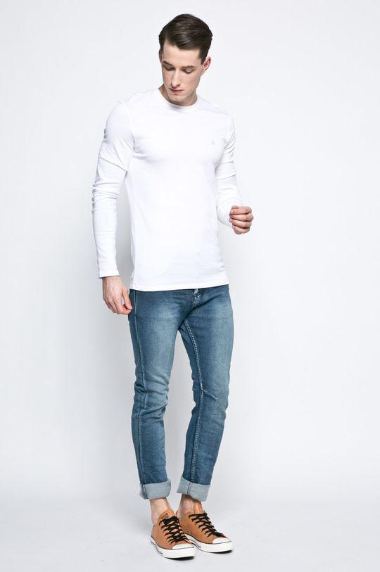Calvin Klein Underwear - Tričko s dlouhým rukávem bílá
