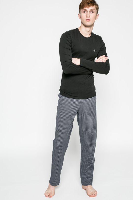 Calvin Klein Underwear - Tričko s dlouhým rukávem černá