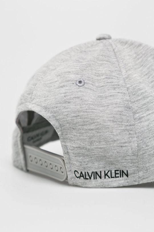 Calvin Klein Jeans - Čepice světle šedá