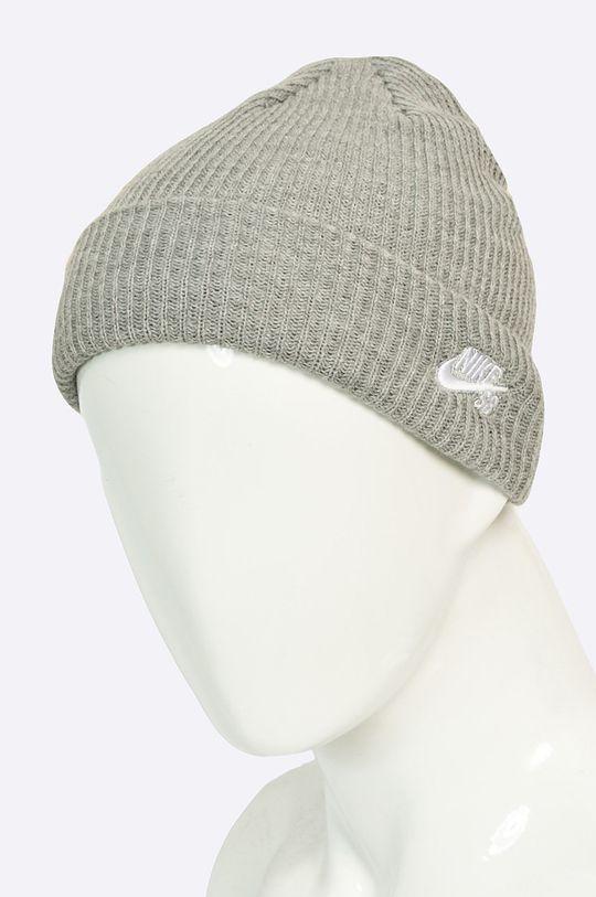 Nike Sportswear - Čepice šedá