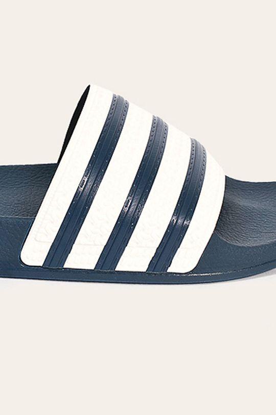 granatowy adidas Originals - Klapki