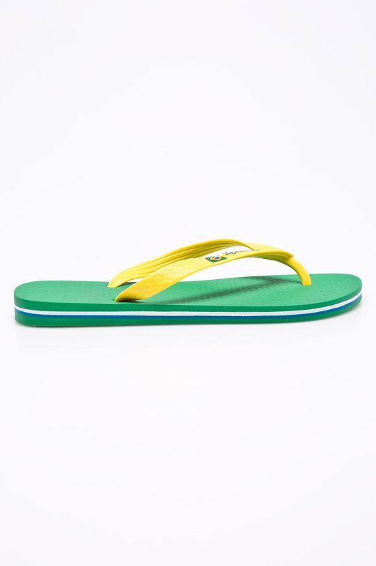 verde ascutit Ipanema - Slapi Classic Brasil De bărbați