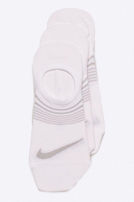 biały Nike - Skarpetki (3-pack) Damski