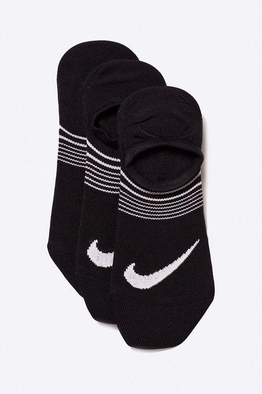 czarny Nike - Skarpetki (3-pack) Damski