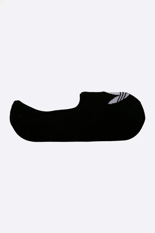 черен adidas Originals - Къси чорапи Жіночий