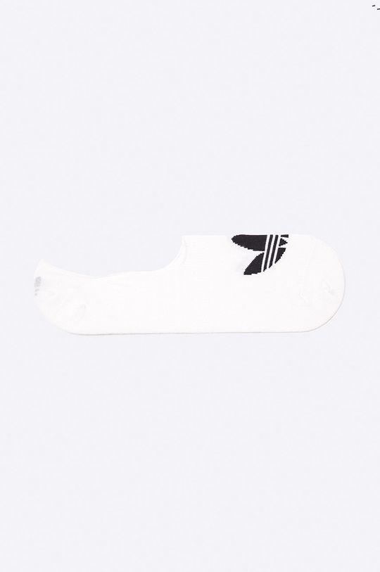 бял adidas Originals - Къси чорапи Чоловічий