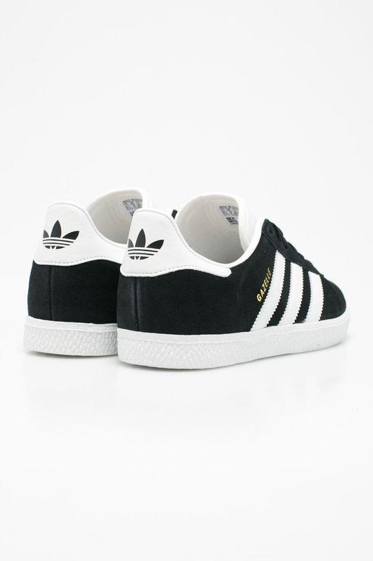 negru adidas Originals - Pantofi copii Gazelle