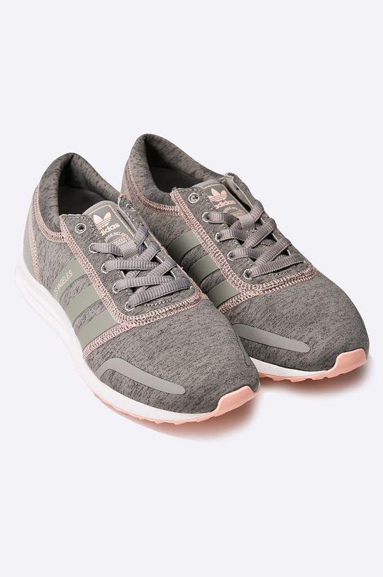 adidas Originals - Topánky los angeles w sivá