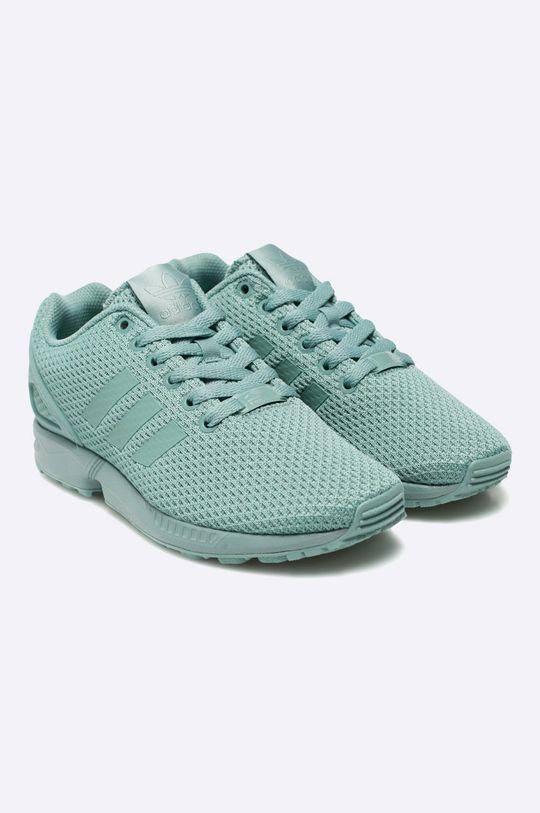 adidas Originals - Обувки зелено-син