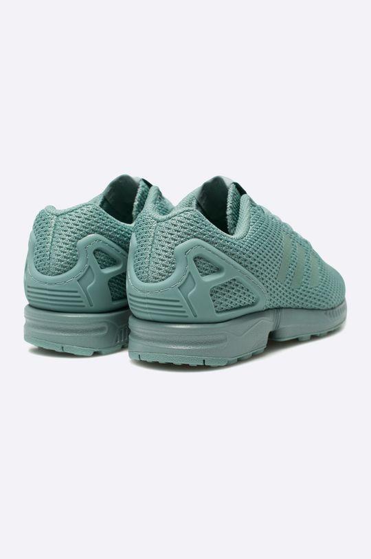 зелено-син adidas Originals - Обувки