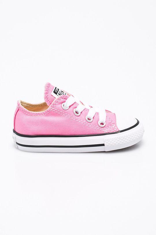 růžová Converse - Dětské tenisky Dívčí