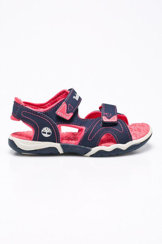 tmavomodrá Timberland - Detské sandále Dievčenský